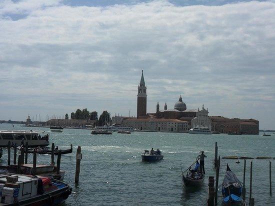 San Giorgio Maggiore: MARAVILLOSA VISTA