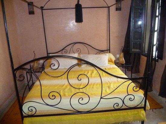 Dar Assalama: notre chambre