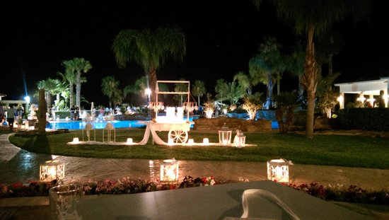 SENTIDO Cypria Bay: wedding a cyrpia bay