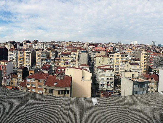 City view apartments picture of bona fide suite for Fide hotel istanbul
