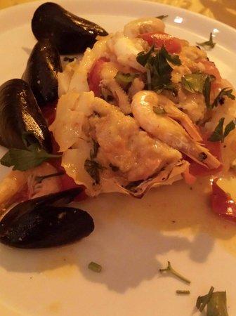 Osteria Sud E Terre Lontane: More love