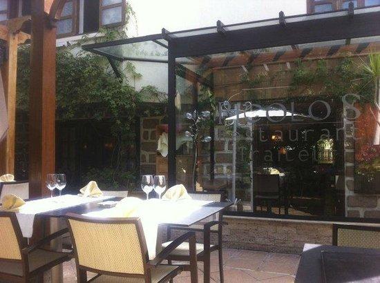 Picolo's : Picolos, terraza