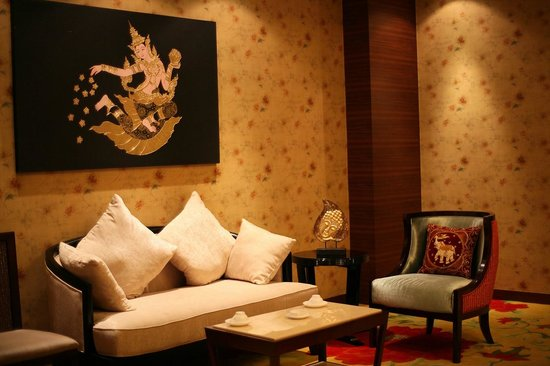 Grand Link Hotel Guilin: Balmy Restaurant