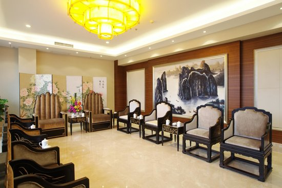 Grand Link Hotel Guilin: VIP Room