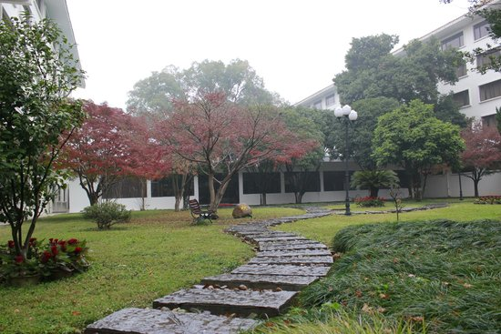 Grand Link Hotel Guilin: Autumn Garden