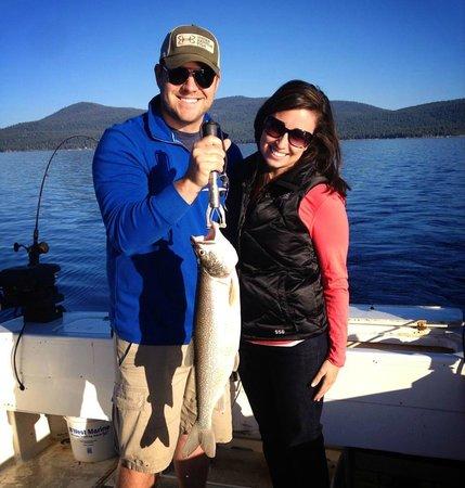 Chuck 39 s charter fishing lake tahoe california all for South lake tahoe fishing charters