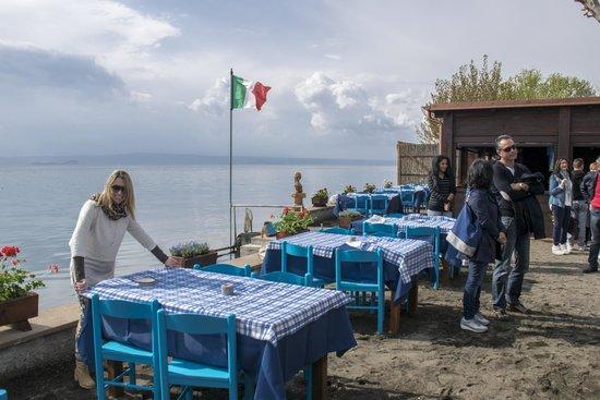 Picture Of La Capanna Del Pescatore, Montefiascone