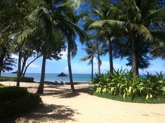 Hyatt Regency Hua Hin: Beach