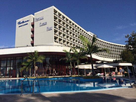 Pestana Casino Park Hotel: Poll view