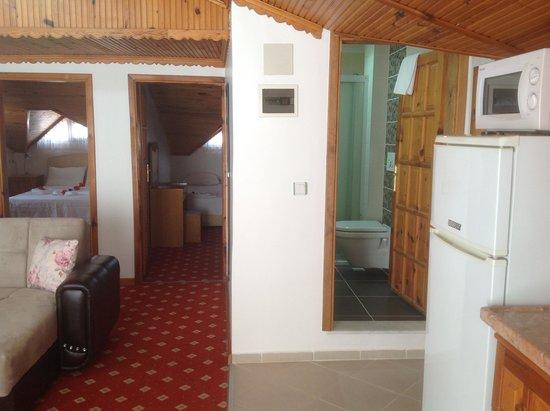 Crescent Hasirci Hotel & Villas: 2 bedroom apartment