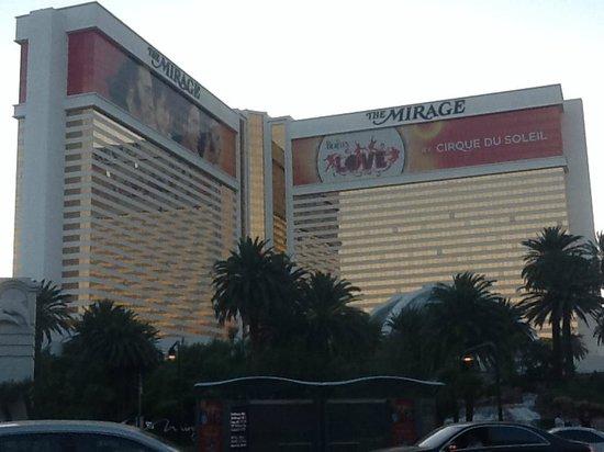 The Mirage Hotel & Casino : Mirage
