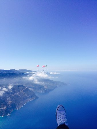 Re Action Paragliding: Amazing experience !!!