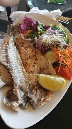 Sa Trinxa Beach Bar: dish 1