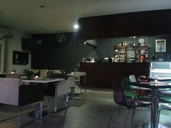 Caruso Bistrot: Chill out bar
