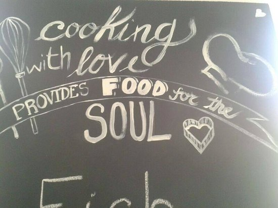 Caruso Bistrot: Cooking with love provides food for the Soul