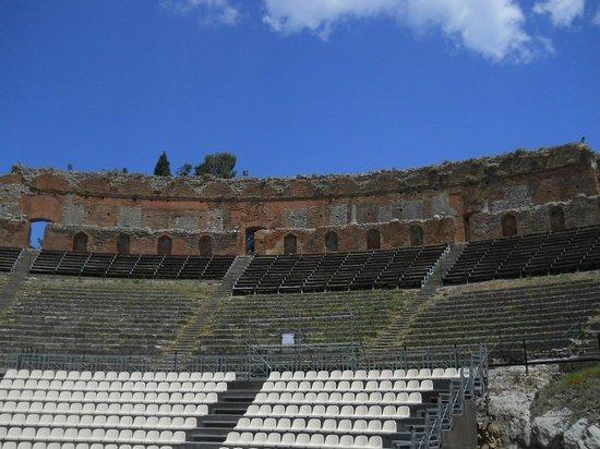 Ancient Theatre of Taormina : Il Teatro