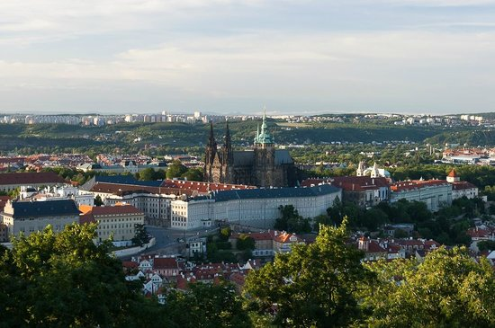 Château de Prague : Крепость Пражский Град