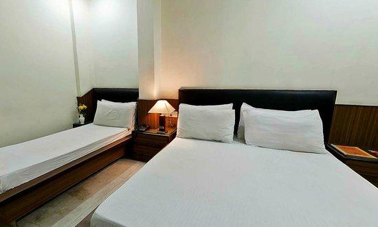Hotel Hari Piorko: Triple Bedroom