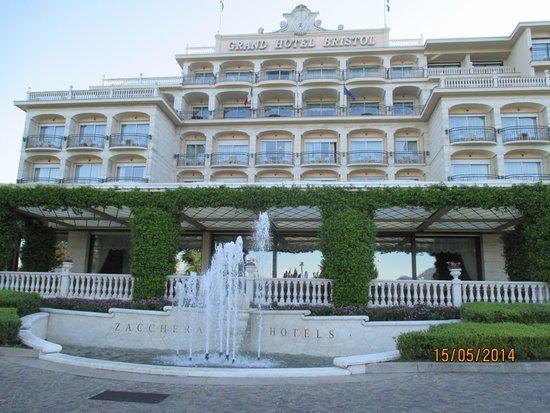 Grand Hotel Bristol: hotel