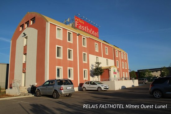 Fasthotel Nimes Ouest Lunel : hotel