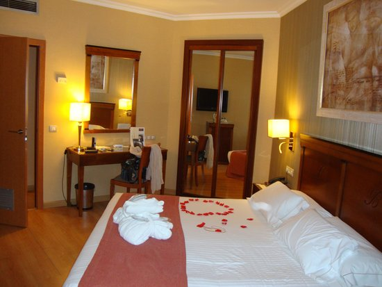 Hotel Becquer: Chambre