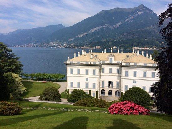 Bellagio, Italia: Villa Melzi