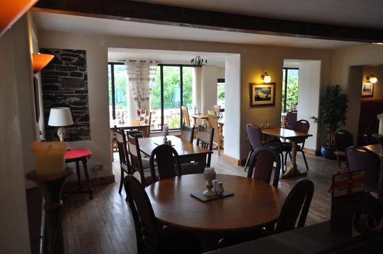 Embleton Spa Hotel: restuarant area