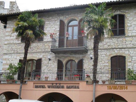 Hotel Windsor Savoia: hotel