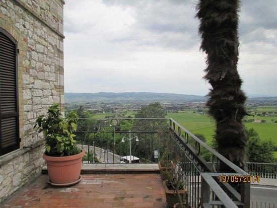 Hotel Windsor Savoia : balcony