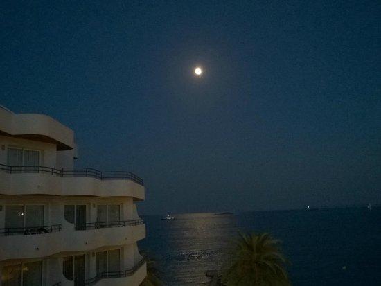 Apartments Mar y Playa: Uitzicht vanuit kamer 406