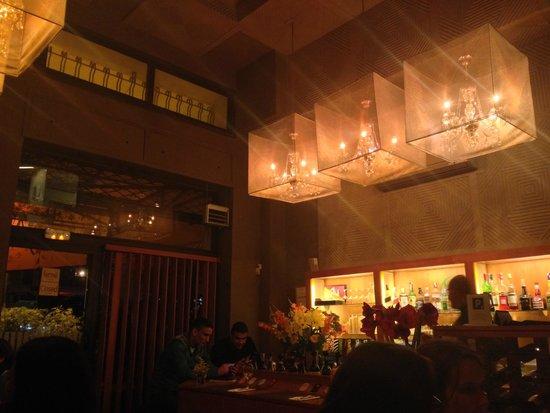 Amaia Restaurant: Interior