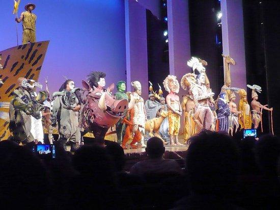 Der König der Löwen: König der Löwen-Musical