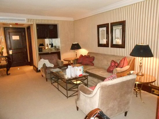 Old Course Hotel, Golf Resort & Spa: Suite 130 !
