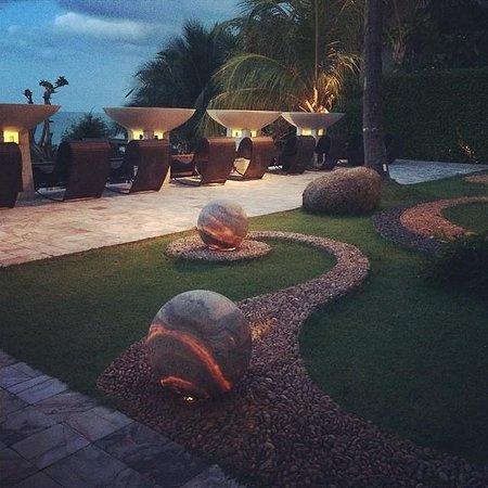 The Kala Samui : Hotel Terrace