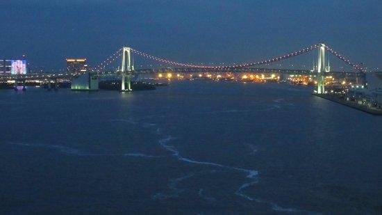 InterContinental Hotel Tokyo Bay : Night View