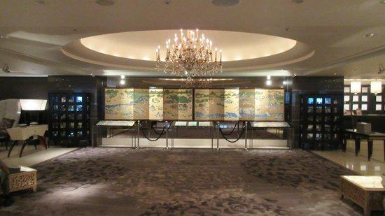 InterContinental Hotel Tokyo Bay : Lobby