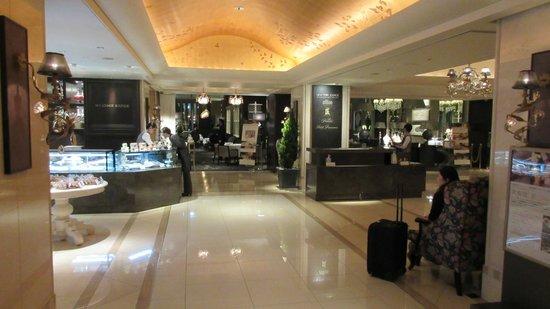 InterContinental Hotel Tokyo Bay : Restaurants