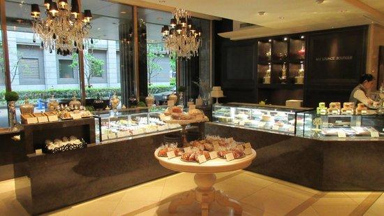 InterContinental Hotel Tokyo Bay : Lobby Pastry Shop