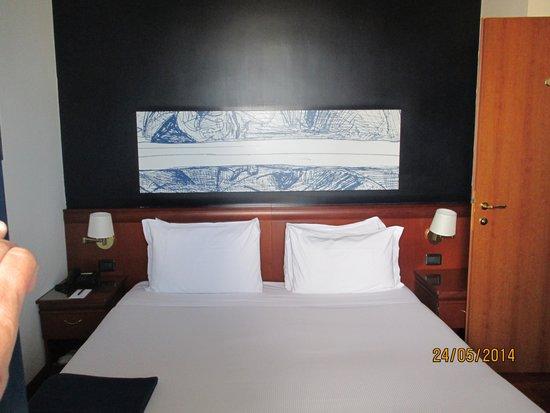 Grand Hotel Tiberio: room