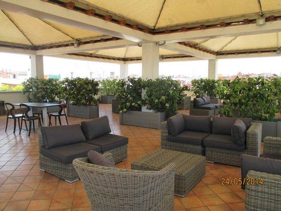 Grand Hotel Tiberio: hotel