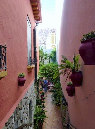 El Figon: The entrance