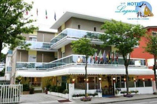Hotel Laguna: Facciata