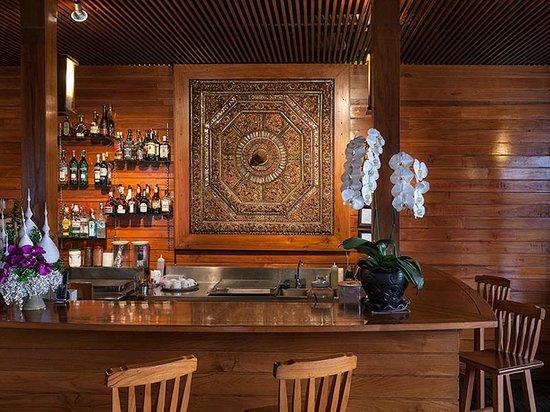 Ratilanna Riverside Spa Resort Chiang Mai : Bar