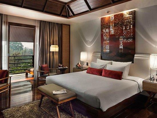 Ratilanna Riverside Spa Resort Chiang Mai : Deluxe Room