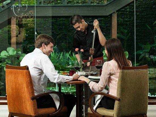 Ratilanna Riverside Spa Resort Chiang Mai: Rio Restaurant & Wine Bar