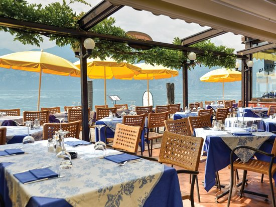 Ristorante Al Vapor: Restaurant mit Seeblick