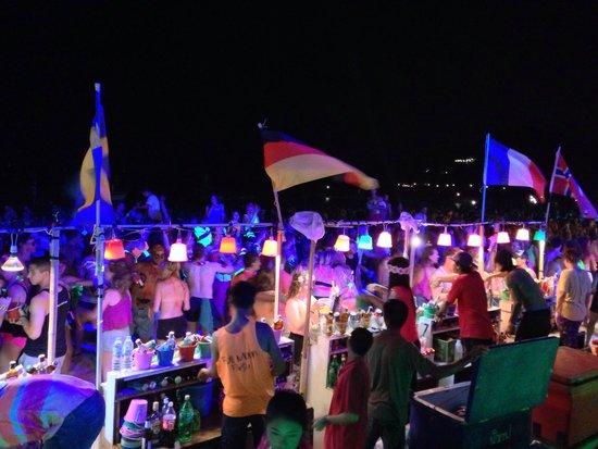Full Moon Party: Вид со стороны барменов