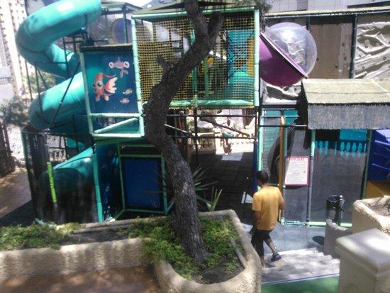 Magic Aqua Rock Gardens: Zona niños
