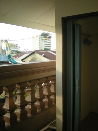 Cocoa Mews : Dorm balcony