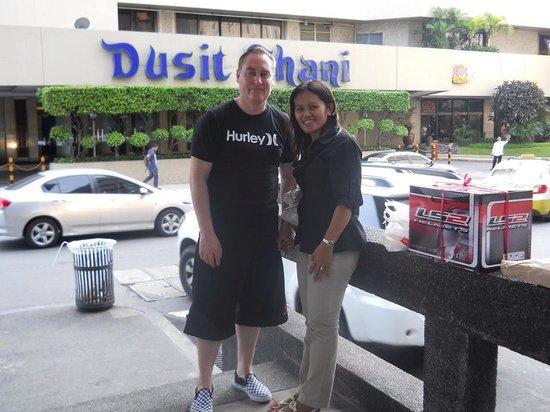 Dusit Thani Manila: Damien peter Auksorius